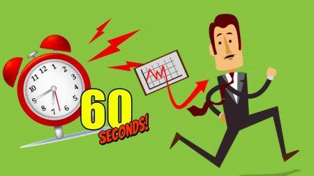 ADX와 EMA 전략을 결합하여 IQ Option 에서 60 초 옵션을 거래하는 방법