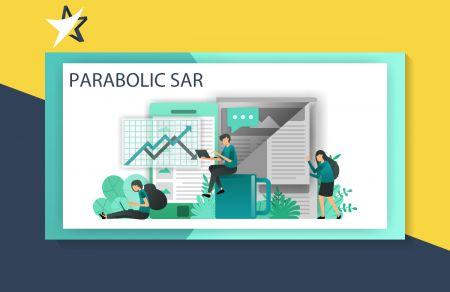 포물선 형 SAR 지표 전략을 사용하여 IQ Option에서 추세를 거래하는 방법