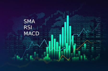 IQ Option에서 성공적인 거래 전략을 위해 SMA, RSI 및 MACD를 연결하는 방법