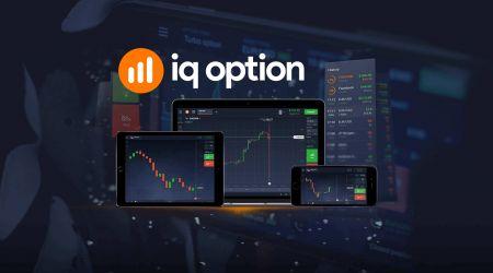노트북/PC용 IQ Option 애플리케이션 다운로드 및 설치 방법(Windows, macOS)